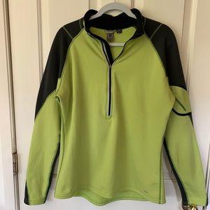 REI Half Zip Fleece Pullover XL
